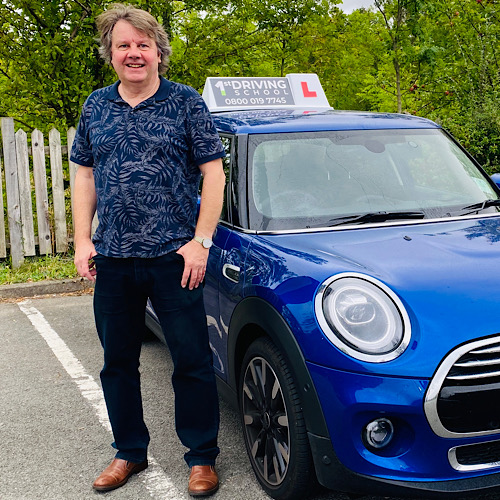 Driving Instructor: Michael Harmer