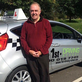Driving Instructor: Brian Johnston