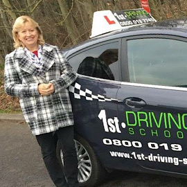 Driving Instructor: Christine Parker