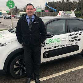 Driving Instructor: Daniel Evans