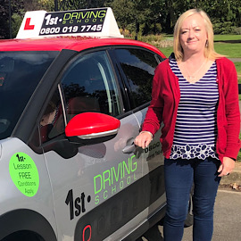 Driving Instructor: Libby John