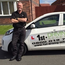 Driving Instructor: Mark Reveley